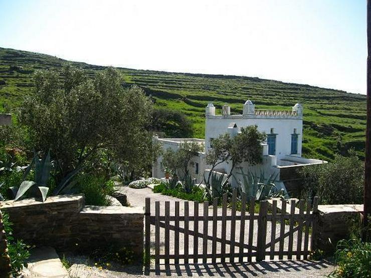 IL Privatverkauf 2 Häuser in Tinos (Kykladen Griechenland)