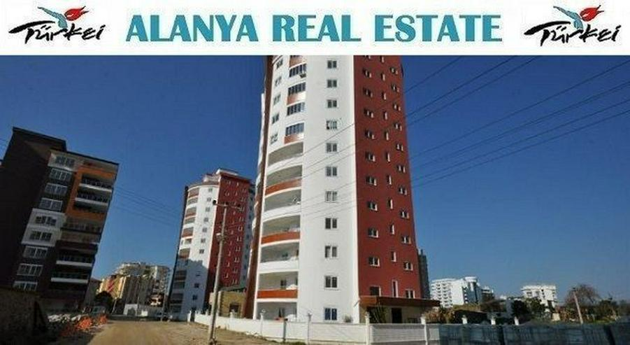 Günstige 3 Zimmer Wohnung in Alanya Mahmutlar
