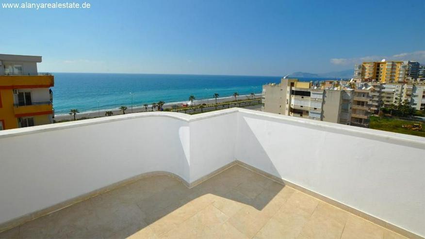 Bild 4: SPECIAL OFFER Voll möbliertes Duplex Penthaus in direkter Strandnähe mit Panorama Meerbl...