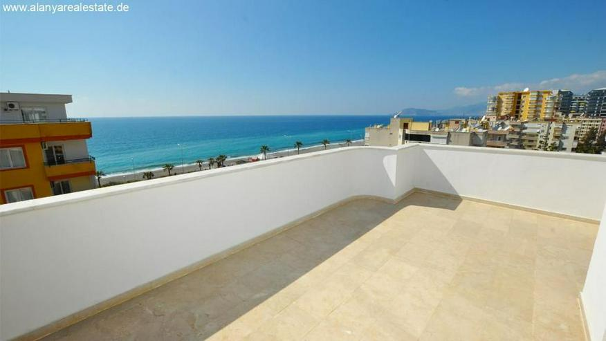 Bild 3: SPECIAL OFFER Voll möbliertes Duplex Penthaus in direkter Strandnähe mit Panorama Meerbl...