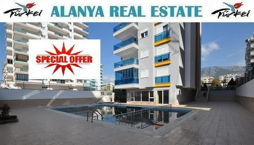 SPECIAL OFFER Neue 2 Zimmer Wohnung mit Pool in Strand Nähe - Wohnung kaufen - Bild 1