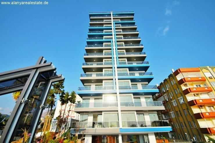 Bild 4: Twin Towers 2 Zimmer Duplex Luxus Wohnung direkt am Strand.