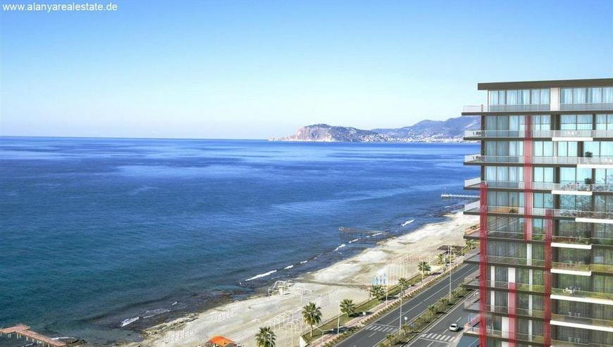Bild 5: Twin Towers 2 Zimmer Duplex Luxus Wohnung direkt am Strand.
