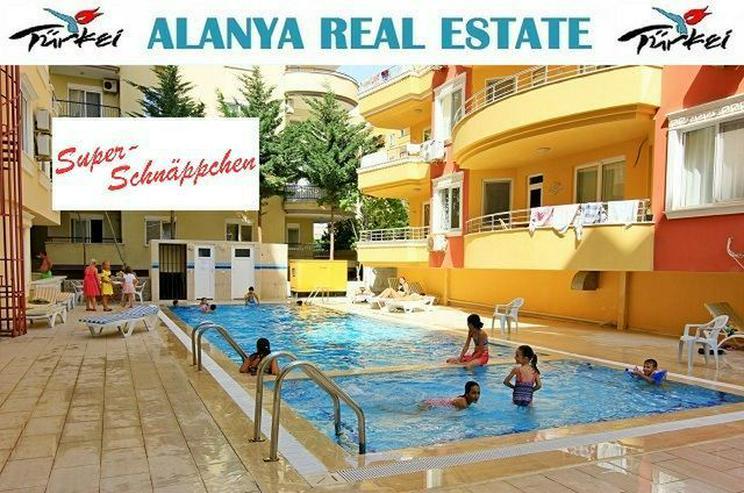 SCHNÄPPCHEN Preisgünstige voll möblierte 2 Zimmer Wohnung mit Pool nur 28.500,- EUR