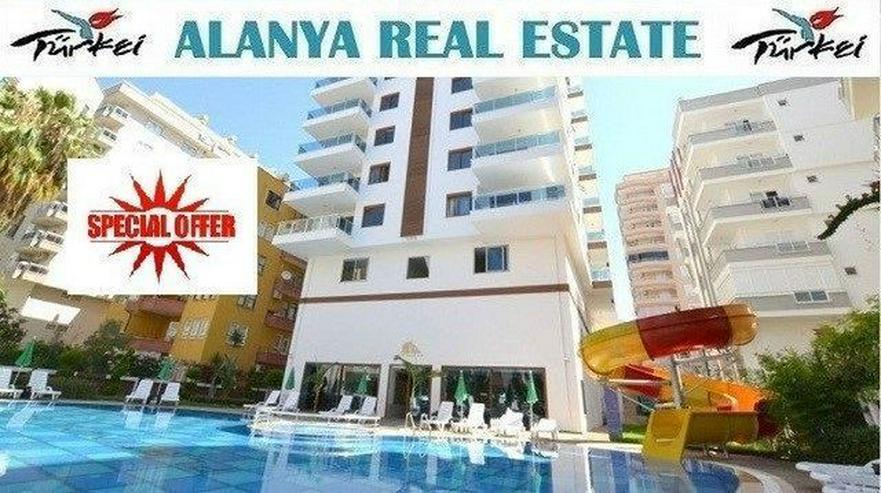 SPECIAL OFFER Neue 3 Zimmer Wohnung mit Pool in der Platinium Vip Residence - Wohnung kaufen - Bild 1