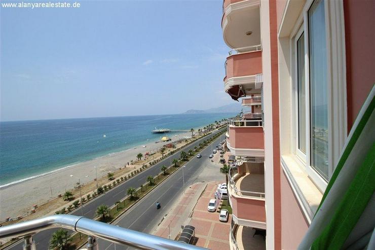 Bild 3: Luxus Residence in erster Meereslinie mit Pool und voll Panorama Meerblick