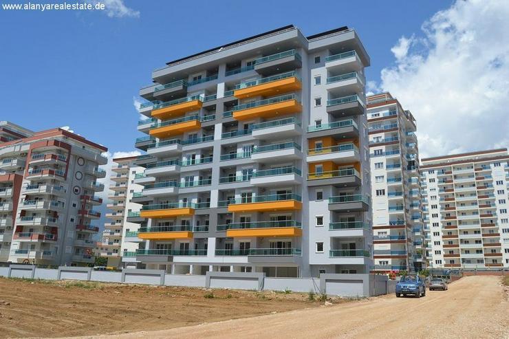Bild 2: MEGA ANGEBOT Gold City Aura brandneue 3 Zimmer Wohnung voll möbliert mit Pool.
