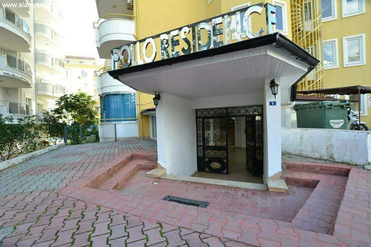 Bild 4: Pollo Residence Günstige 2 Zimmer Wohnung voll möbliert mit Pool und Hallenbad