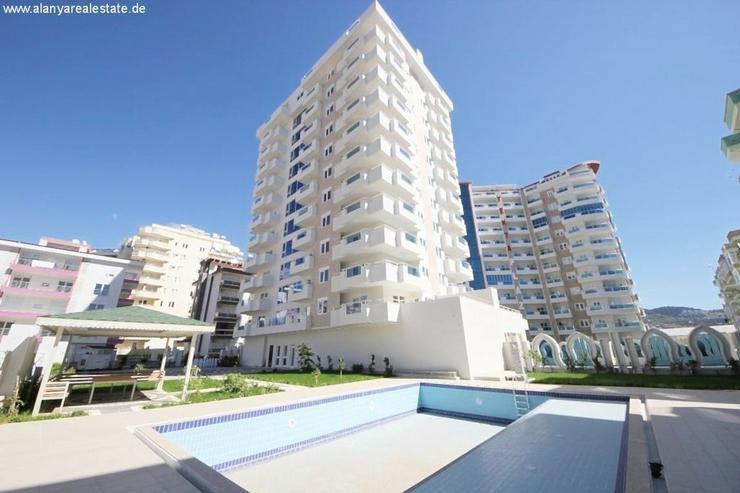 Bild 2: YEKTA ALADDIN LUXUS RESIDENCE 3 Zimmer Wohnung mit Pool und Meerblick