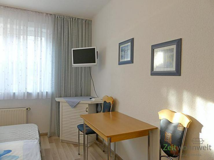 (EF0481_M) Erfurt: Melchendorf, ruhiges möbliertes Mini-Apartment mit eigener Dusche/WC m...