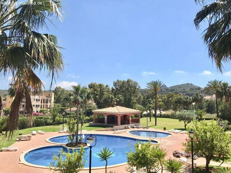 : Ein Duplex der Extraklasse in wunderschöner Wohnanlage in Santa Ponsa....