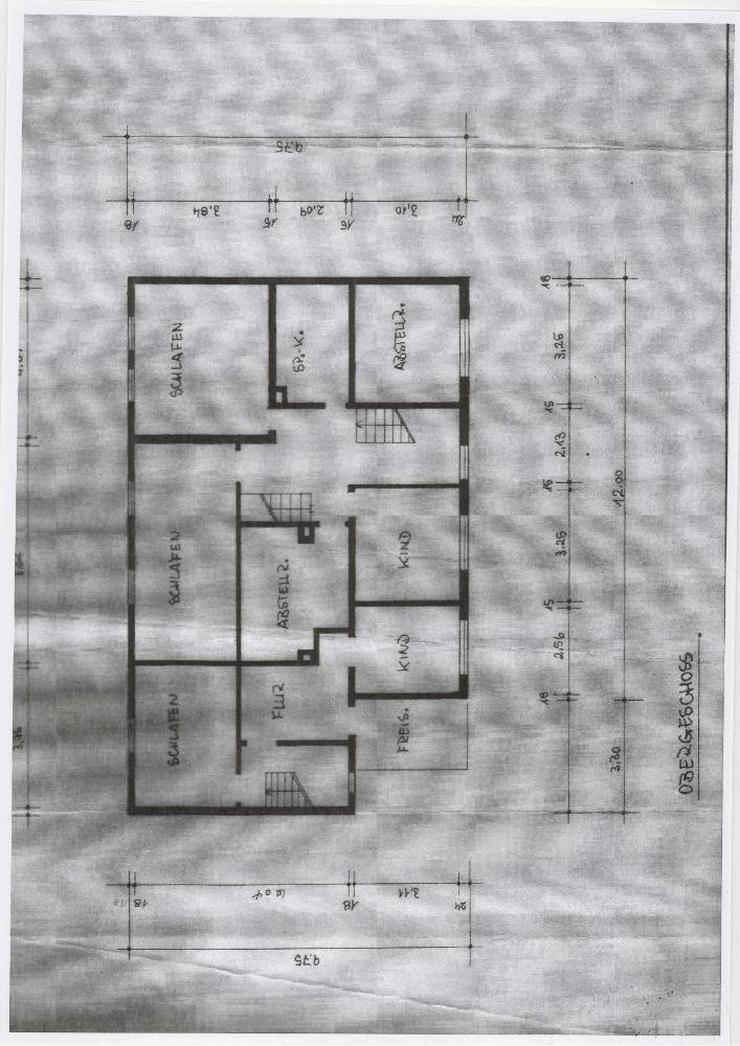 Bild 13: Inklusive Baugrundstück ! Sanierungsbedürftiges 2-Familienhaus mit Einliegerwohnung