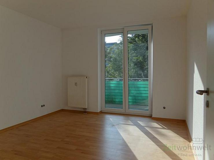 Bild 5: (12536_48) MGN: ruhige 2-Raum-Wohnung mit Balkon und rotem Laminatboden in der Heimstraße...