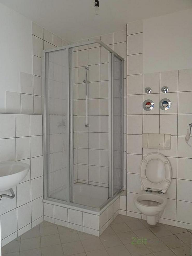Bild 6: (12536_48) MGN: ruhige 2-Raum-Wohnung mit Balkon und rotem Laminatboden in der Heimstraße...