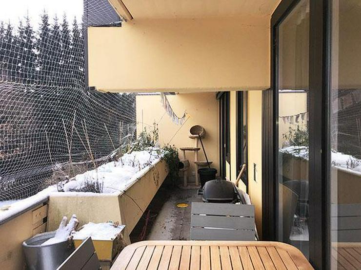 Bild 5: München, Solln, Wohnung, extravagante ruhige vollmöblierte 2-Zimmerwohnung 78 qm im 1-OG...