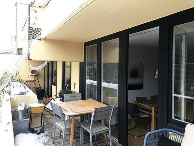 Bild 3: München, Solln, Wohnung, extravagante ruhige vollmöblierte 2-Zimmerwohnung 78 qm im 1-OG...