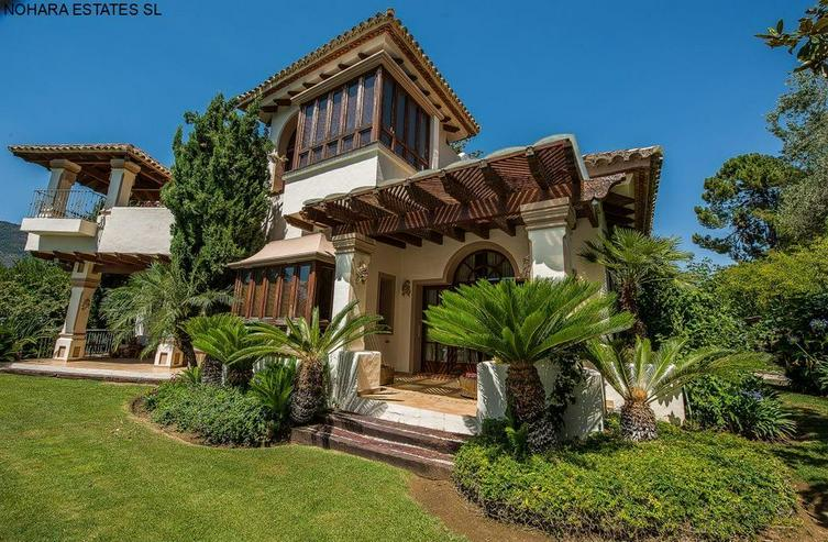Villa in La Zagaleta with guest house - Auslandsimmobilien - Bild 1