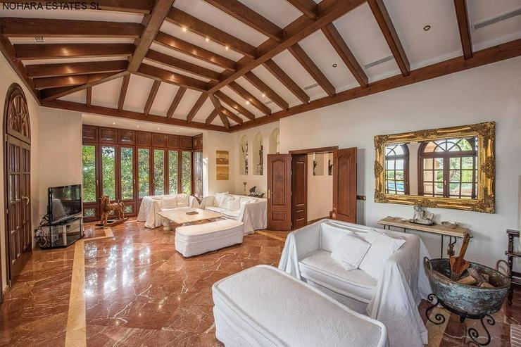 Bild 5: Villa in La Zagaleta with guest house