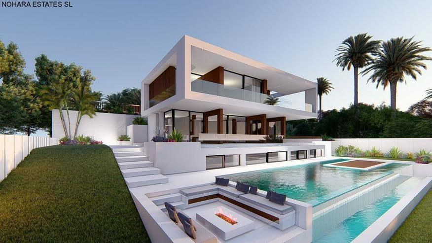 Modern luxury villas Valle Romano Estepona - Auslandsimmobilien - Bild 1