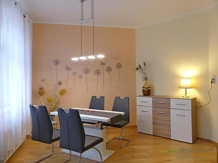 (EF0478_M) Dresden: Klotzsche, möblierte, großzügige 3-Zimmer-Wohnung mit Schreibtisch ...
