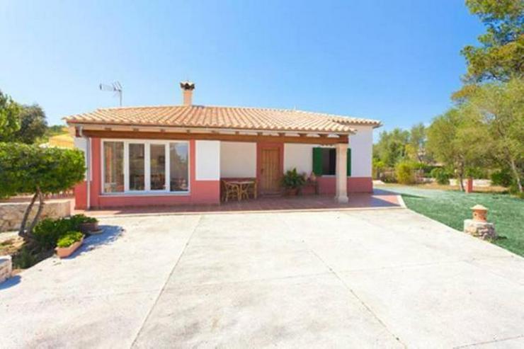 LANGZEITMIETE: Finca-Chalet mit 2 Schlafzimmern bei Sa Pobla - Auslandsimmobilien - Bild 1