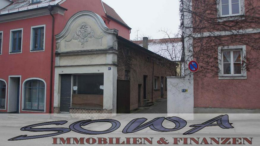 Denkmalschutzobjekt - Haus für 2 Büros und 2 Studenten Apartment - Ein Anlageobjekt von ...