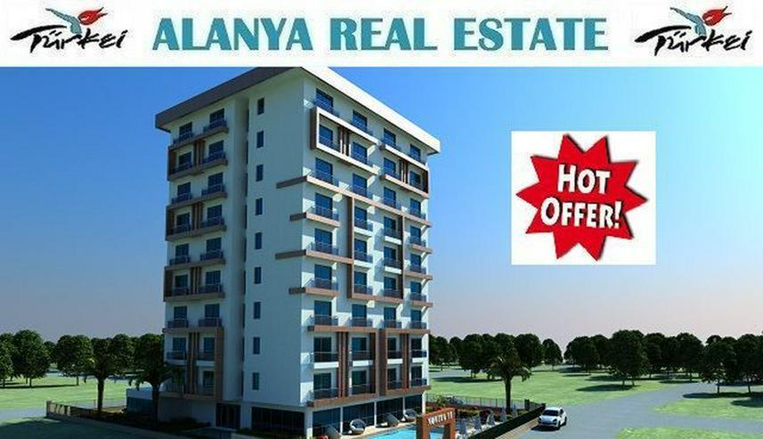 HOT OFFER Novita 6 Residence brandneue 2 Zimmer Luxus Wohnungen ab 30.000,- EUR - Wohnung kaufen - Bild 1