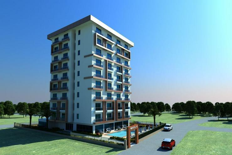 Bild 2: HOT OFFER Novita 6 Residence brandneue 2 Zimmer Luxus Wohnungen ab 30.000,- EUR