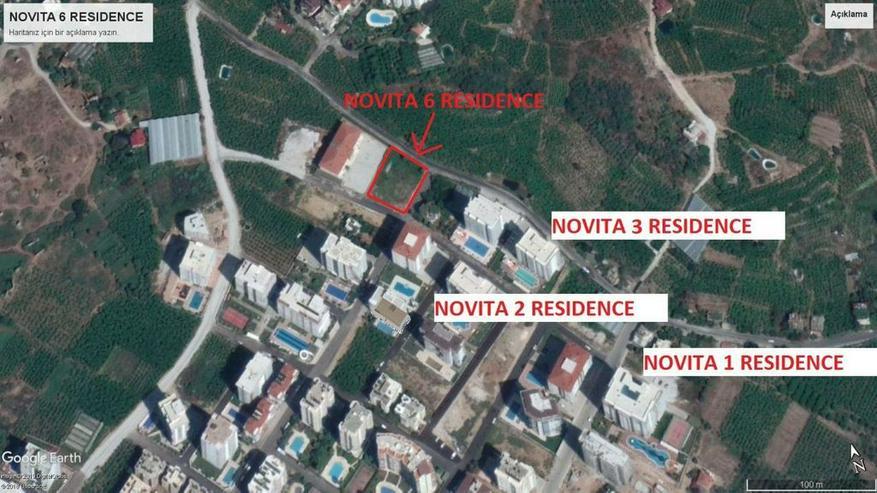 Bild 6: HOT OFFER Novita 6 Residence brandneue 2 Zimmer Luxus Wohnungen ab 30.000,- EUR