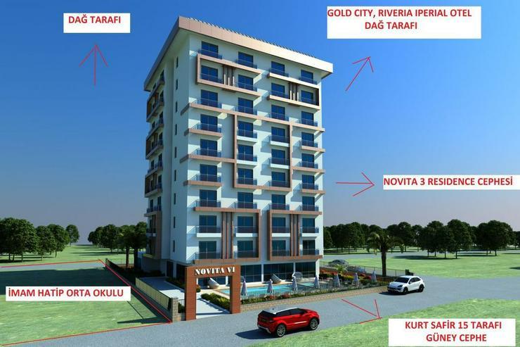 Bild 4: HOT OFFER Novita 6 Residence brandneue 2 Zimmer Luxus Wohnungen ab 30.000,- EUR