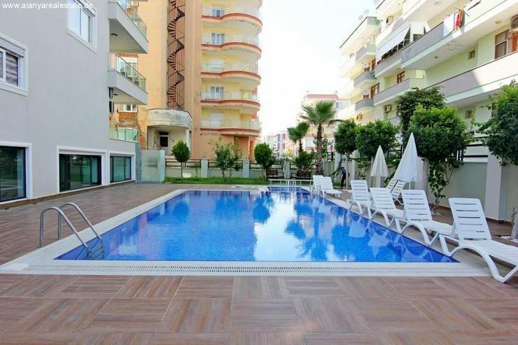 Bild 3: BABYLON RESIDENCE Neue voll möblierte 2 Zimmer Luxus Wohnung mit Pool