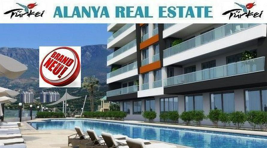 GÜZEL PARK RESIDENCE Brandneue fünf Zimmer Ultra Luxus Wohnung mit Pool. - Wohnung kaufen - Bild 1