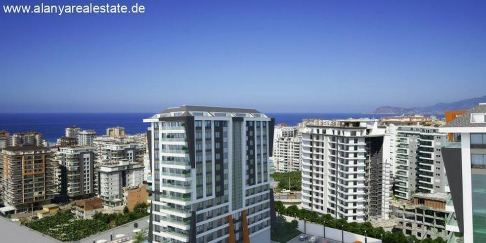 Bild 5: GÜZEL PARK RESIDENCE Brandneue fünf Zimmer Ultra Luxus Wohnung mit Pool.