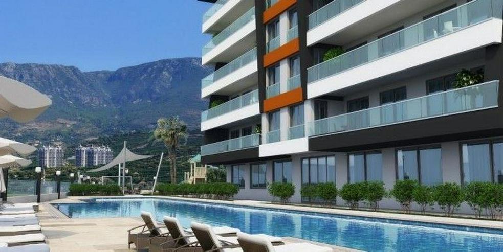 Bild 2: GÜZEL PARK RESIDENCE Brandneue fünf Zimmer Ultra Luxus Wohnung mit Pool.