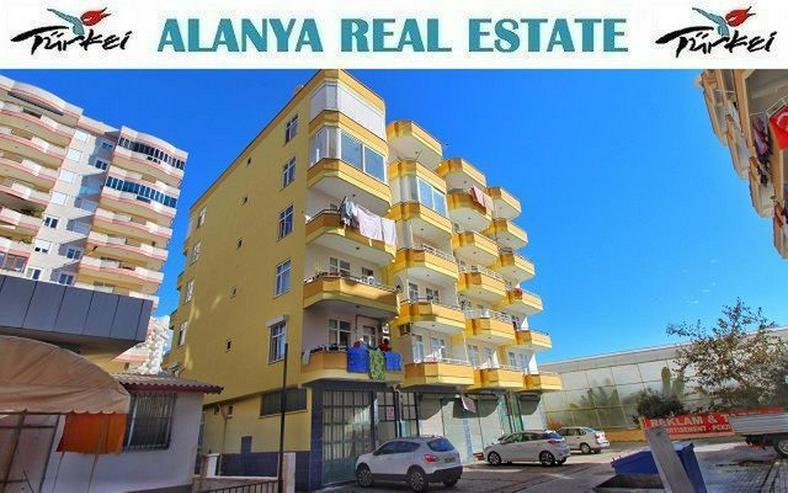 Göloba Sitesi Günstige 3 Zimmer Wohnung neu renoviert in Strand Nähe