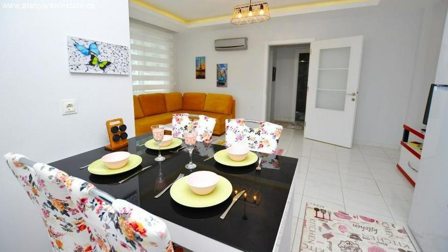 Bild 6: Neue voll möblierte 2 Zimmer Wohnung in super Luxus Anlage