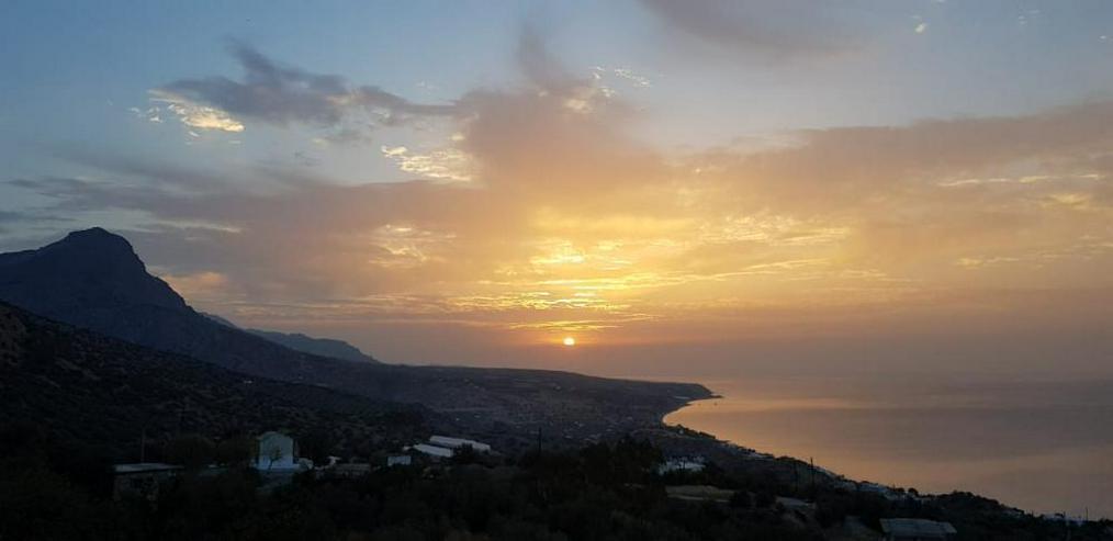 Bild 1: Steinhaus in Tsoutsouros Süd Kreta 180qm Wohnfläche 3650qm Grundstück
