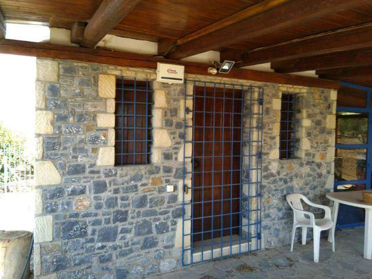 Bild 3: Steinhaus in Tsoutsouros Süd Kreta 180qm Wohnfläche 3650qm Grundstück