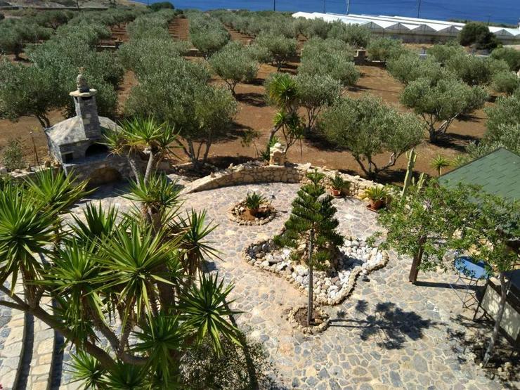 Bild 15: Steinhaus in Tsoutsouros Süd Kreta 180qm Wohnfläche 3650qm Grundstück