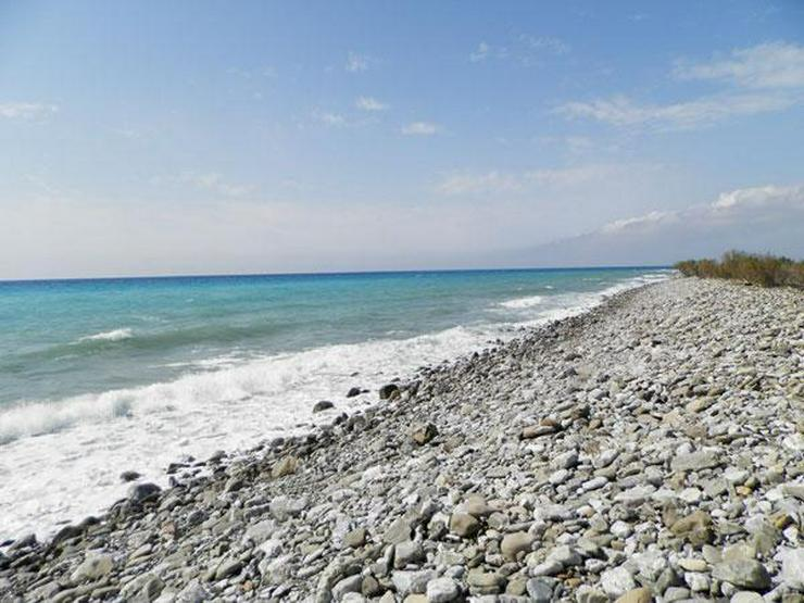 Bild 4: Fantastisches Strandgrundstück in Dermatos, Südkreta 24.000m² mit direktem Zugang zum S...