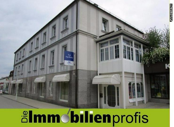 TOP-Lage in Bad Steben: Gewerberäume + Ladengeschäft mit ca. 220 m² (teilbar) zu vermie...