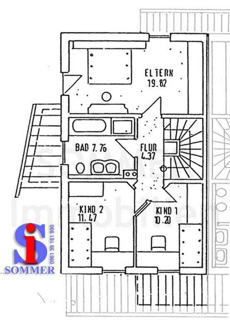 Bild 3: Neustadt WN - Doppelhaushälfte zur Miete by SOMMER Immobilien Weiden