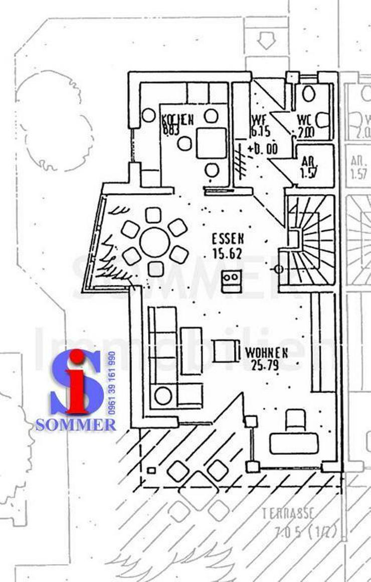 Bild 2: Neustadt WN - Doppelhaushälfte zur Miete by SOMMER Immobilien Weiden