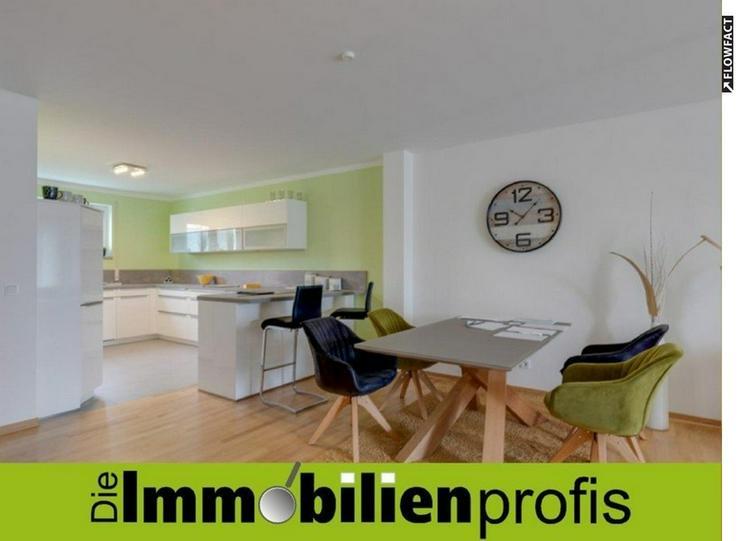 Traumhafte 4 Zimmer-Neubau-Eigentumswohnung mit eigenem Gartenanteil in Hof-Krötenbruck