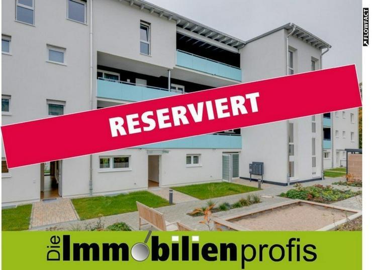 Reserviert: 2 Zimmer Neubau-Eigentumswohnung in Hof-Krötenbruck