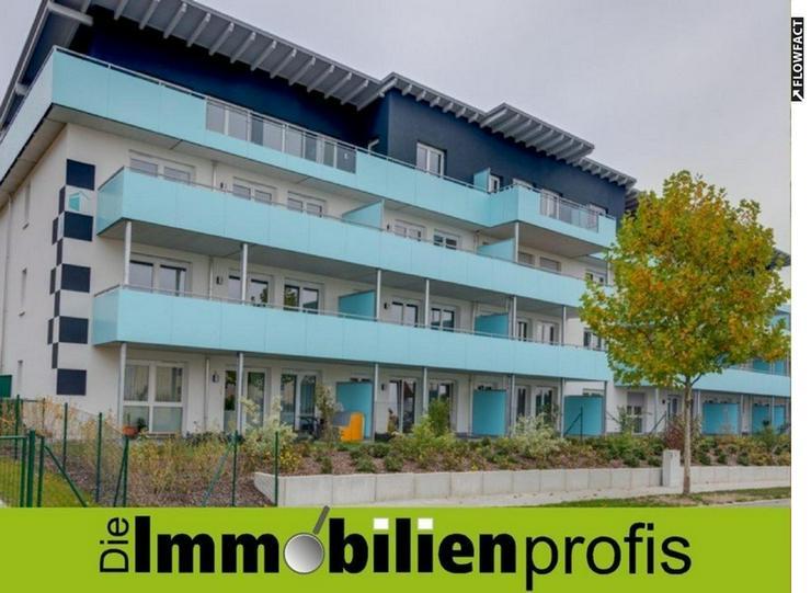 Altersgerechte 2 Zimmer-Neubau-Eigentumswohnung mit barrierefreiem Zugang in Hof-Krötenbr...