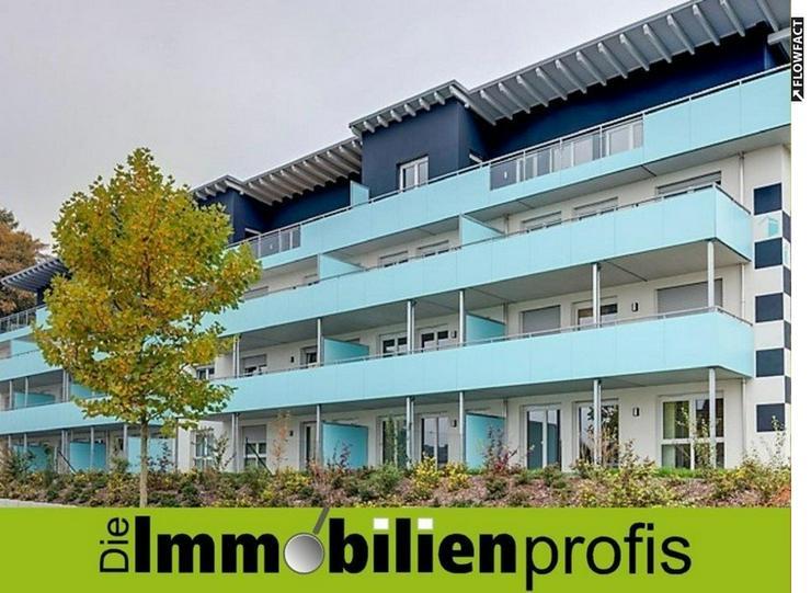 Wohnungstraum: 4 Zimmer-Neubau-Eigentumswohnung mit großem Süd-Balkon in Hof-Krötenbruc...