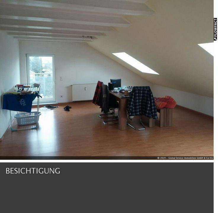 Helle Dachgeschosswohnung sucht ab 01.05.2019 einen neuen Bewohner