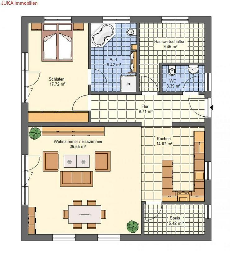 Bild 4: Einfamilienhaus in KFW 55