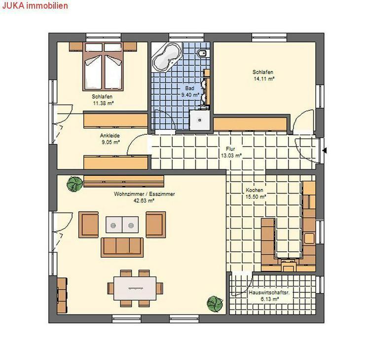 Bild 5: Einfamilienhaus in KFW 55